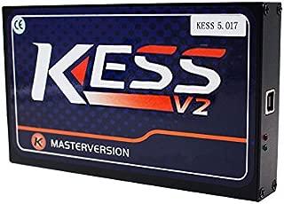 TOOGOO Kess V2 V2.30 4.036 HW V4.036 Master OBD2 Manager Tuning Kit No Token Limitation ECM Titanium Software Chip Tuning Tool