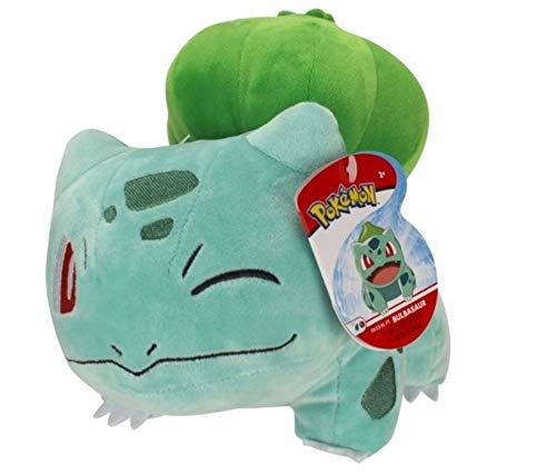 "Bulbasaur Pokemon Special Edition Winking - Pokemon Official & Premium Quality 8"" Plush"