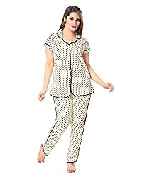 AV2 Womens Cotton Top and Pyjama Set