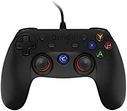 GameSir G3w Wired USB Gamepad Game Controller Joystick for PC(Windows 7/8/8.1/10) & Android(Smartphone/Tablet/TV BOX) & PS3