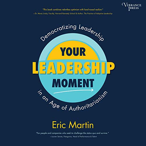 Your Leadership Moment  By  cover art