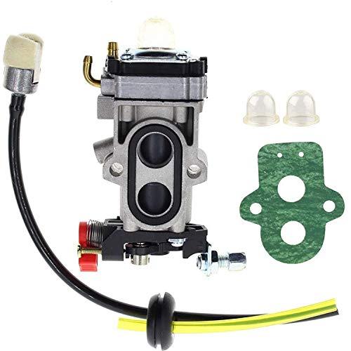 DIBAO Kit de línea de combustible para carburador rojo max EBZ8500 EBZ 8500 Blower Wal bro WYA-172-1 WYA-172 Carb Parts Accesorios