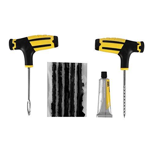 puissant Kit de correctifs pour outil de réparation de pneu de voiture Konesky Tubeless…