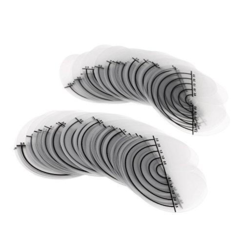 Plantilla de Protección Del Cabello Fusion 100x para Extensiones de Cabello