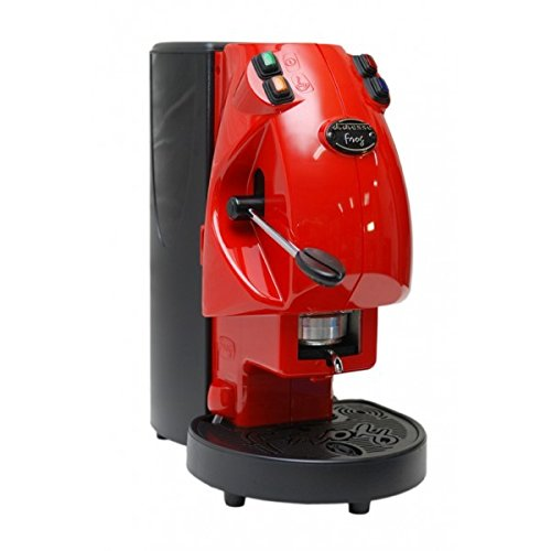 Didiesse Frog Revolution Pad-Kaffeemaschine, Farbe frei wählbar rot