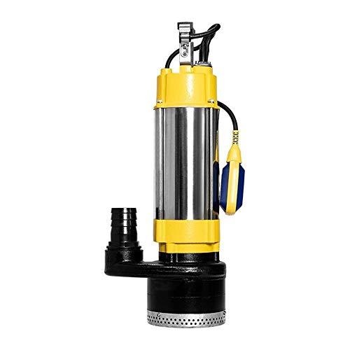 Hochdruck Tauchpumpe Schmutzwasserpumpe 2