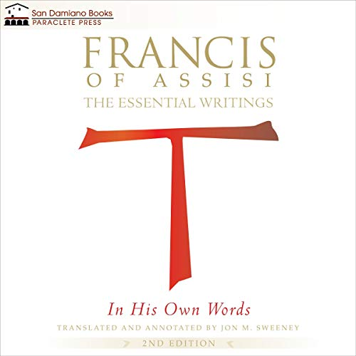 Francis of Assisi in His Own Words  By  cover art