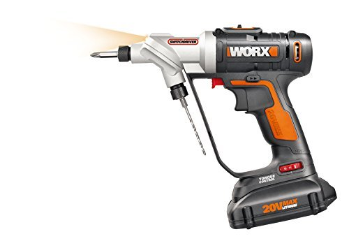 WORX WX176L 2-in-1 Switch Drill & Driver by Worx