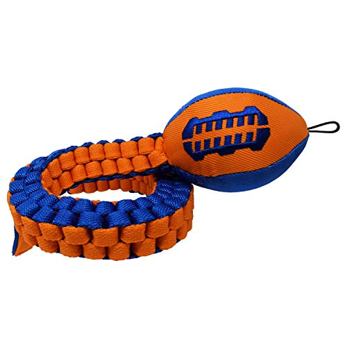 Nerf Dog Vortex Chain Tug Dog Toy w…
