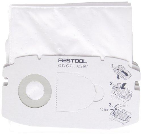 Festool, Sacchetto-filtro per aspiratore - 498410