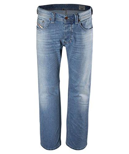 Diesel Stretch Jeans Larkee 0850V hellblau verwaschen (33/32)