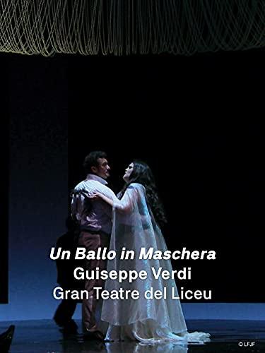 Un ballo in maschera by Verdi at the Liceu