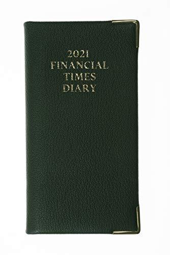 Collins Financial Times - Agenda tascabile standard 2021, colore: Verde
