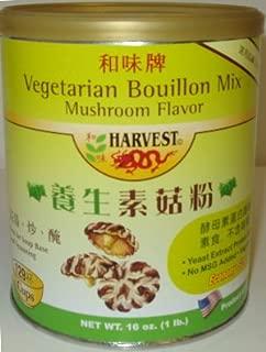 Vegetarian Bouillon Mix-Mushroom Flavor