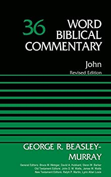 word biblical commentary john