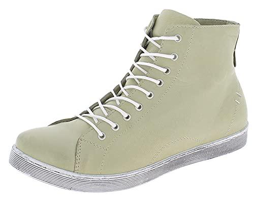 Andrea Conti Andrea Conti Damen 0341500 Sneaker, Khaki, 41 EU