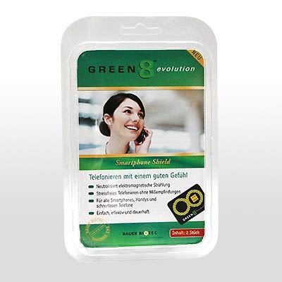 Bauer Biotec G8 - Green 8 Evolution 25x35mm 2er Pack