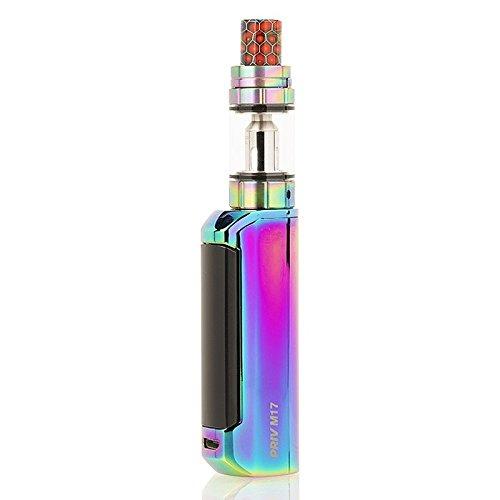 Original Smok Priv M17 2ml 60w Starter Kit E-Zigarette mit Zerstäuber (Prisma Regenbogen)
