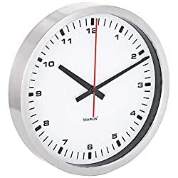 Blomus Wall Clock, White, 40 Centimeters