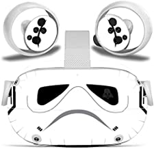 Oculus Quest VR 2 Headset and Controller Sticker, Vinyl Decal Skin for VR Headset and Controller, Virtual Reality Protecti...