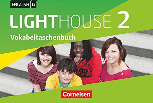 English G Lighthouse - Allgemeine Ausgabe - Band 2: 6. Schuljahr: Vokabeltaschenbuch