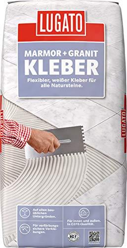 Lugato Marmor + Granit Kleber 5 kg