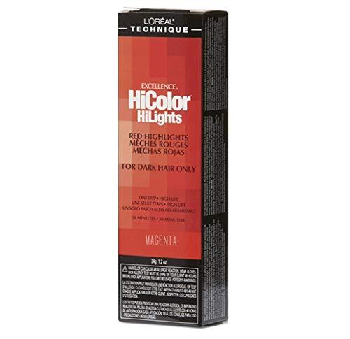 L'Oreal Excel Hicolor Highlights Magenta 35 ml (Haarfarbe)