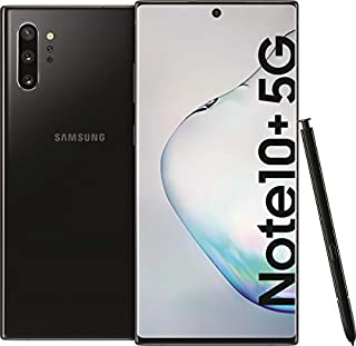 Samsung Galaxy Note 10+ 5G 256GB/12GB RAM ohne Vertrag Aura-Black (B07WC52BD9) | Amazon price tracker / tracking, Amazon price history charts, Amazon price watches, Amazon price drop alerts