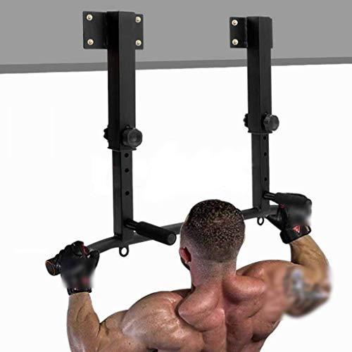 qazxsw Klimmzugstange an der Wand montiert, verstellbare Trainingsstange für den Innenbereich, tragbare Klimmzugstange für den Außenbereich, Fitnessgeräte für den Armmuskel