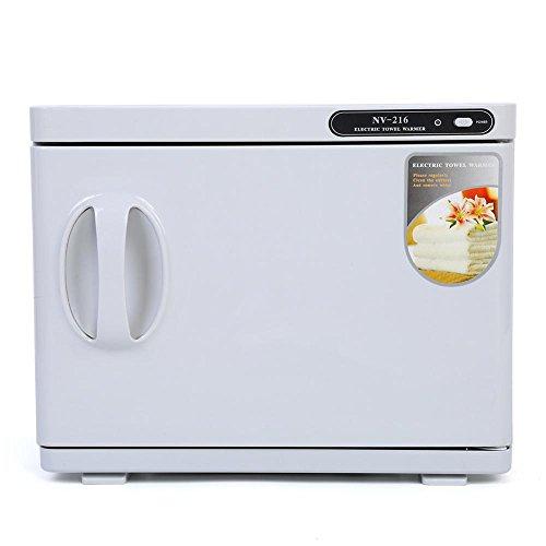 23L 2-in-1 UV-handdoekverwarmer, handdoekkast voor heet gezicht Sterilisator Desinfectie Cosmetische kompressen Handdoek…