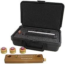 Johnson Level 40-6210 GreenBrite Magnetic Sheave Alignment Kit, Gold