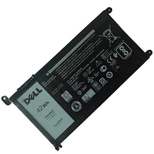 DELL WDX0R Notebook Battery for Dell Inspiron 15 5565 5567 5568 5578 5579 7560 7570 7573 7579 7580 7569 13 5368 5378 5379 7368 7378 14 7460 17 5765 5767 5770 Latitude 3480 3580 3490