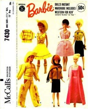 McCall's 7430 Damen Polo-Shirts, Größe M (14-16)