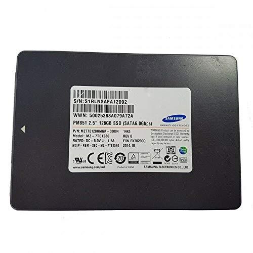 Samsung SSD 128GB MZ7TE128HMGR-000L1 SSD0E38400 16200604 45K0639 SATA 2,5 Zoll