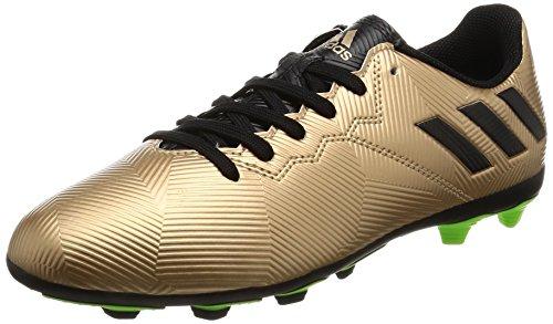 adidas Messi 16.4FxG J–Fußballschuhe Linie Messi für Kinder, Bronze–(Cobmet/Negbas/Versol), Messi 16.4 FxG J
