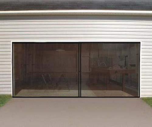 Mejor SORARA Carport 10 x 20 ft Heavy Duty Canopy Garage Car Shelter with Windows and Sidewalls, White crítica 2020