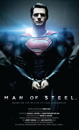 Man of Steel: The Official Movie Novelization [Idioma Inglés]