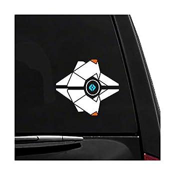 Destiny - Ghost - Games - Vinyl Vehicle Sticker