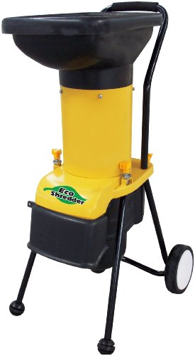 Great Features Of Eco-Shredder ES1600 14-Amp Electric Chipper / Shredder / Mulcher