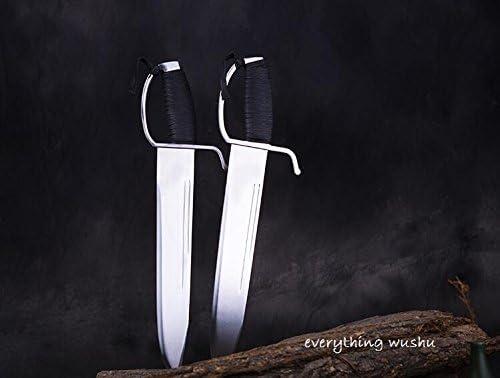Everythingwushu Wing Chun Swords Bart Cham Dao Wing Chun Butterfly Swords product image