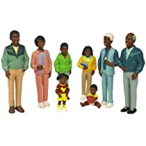Miniland-27396-Set-de-8-figuras-Familia-africana-125-cm-27396