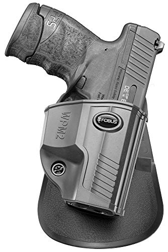 Fobus WPM2 Walther PPS M2 Evolution Paddle Holster, Black
