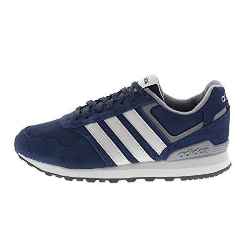 adidas Herren 10K Fitnessschuhe, Blau (Maruni/Griuno/Gritre 000), 42 EU
