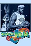 Space Jam Notebook: 110 Wide Lined Pages - 6' x 9' - Planner, Journal, Notebook, Composition Book, Diary for Women, Men, Teens, and Children