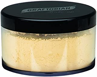 Setting Powder - Banana Creme Pie 0.7 oz,Graftobian HD LuxeCashmere