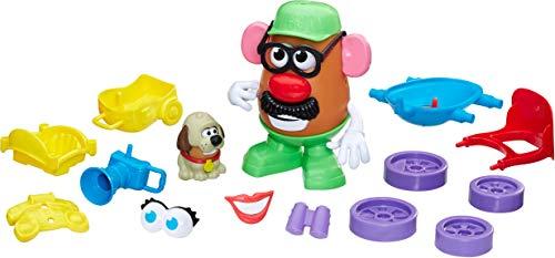 Playskool Figura Papa Vehículos, Señor Cara de Papa