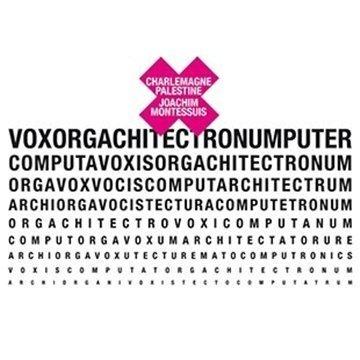 Woxorgachitectronumpu by Charlemagne Pastine & Joachim Montessuis (2011-07-05)