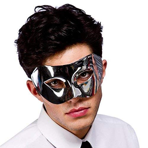 Rimini Eyemask - Silver