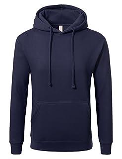 Mens Premium Heavyweight Pullover Hoodie Sweatshirts (B07848DBFL) | Amazon price tracker / tracking, Amazon price history charts, Amazon price watches, Amazon price drop alerts