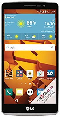 LG LGLS770ABB Stylo Phone